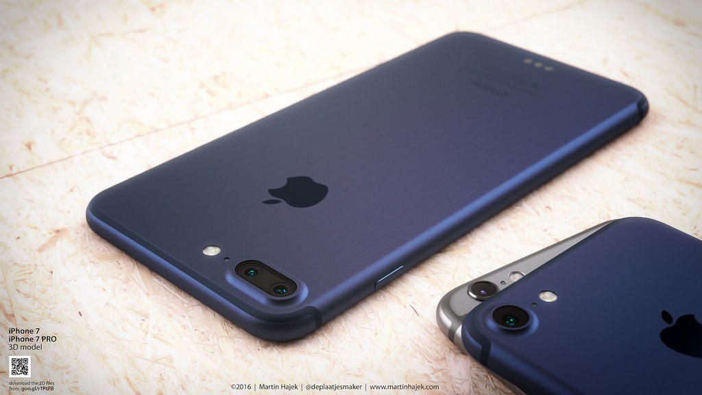 iPhone 7 Plus, Spesifikasi Eksklusif Smartphone Terbaru Apple