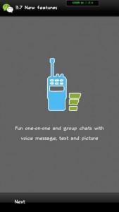 WeChat | Chat Antar OS, Penantang BBM