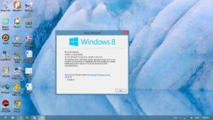 Cara Aktivasi Windows 8 Professional
