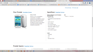 Harga dan Spesifikasi Lengkap Samsung Galaxy S 3 Mini