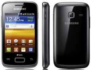 Cara Mudah Root Samsung Galaxy Y GT-S5360
