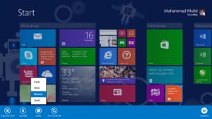 Fitur-Fitur Baru Pada Windows 8.1