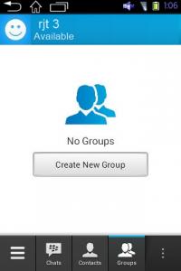 Aplikasi BBM For GingerBread