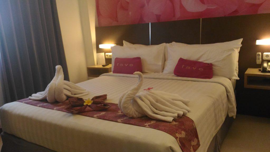 Standard Room FaveHotel Kusumanegara Yogyakarta