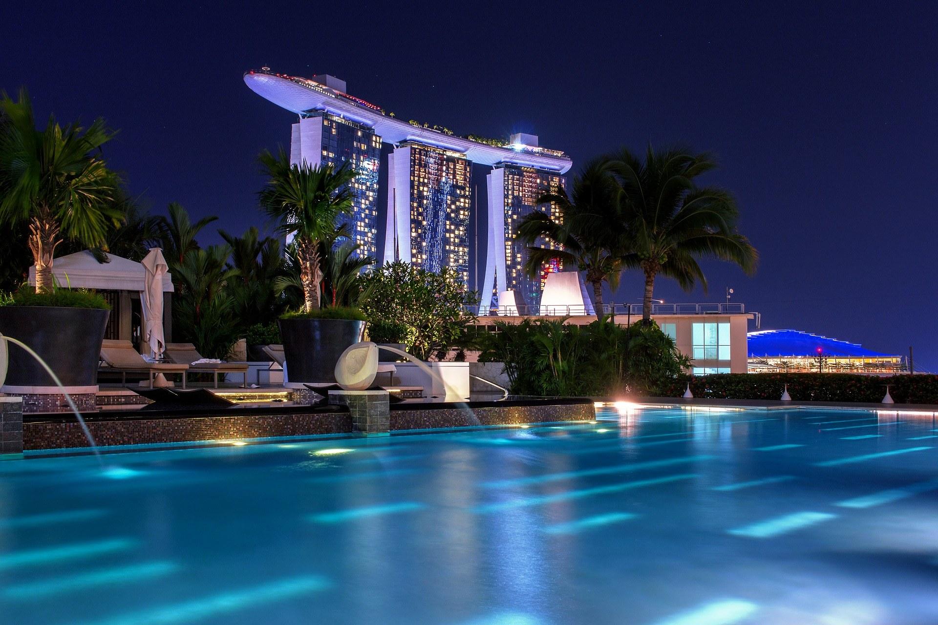 Marina Bay Sands   pixabay.com