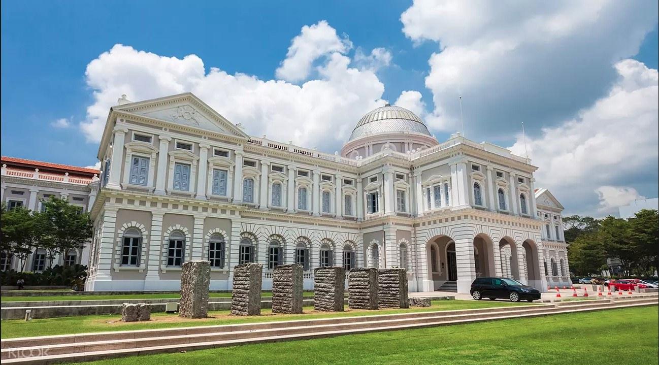 National Museum Of Singapore   klook.com