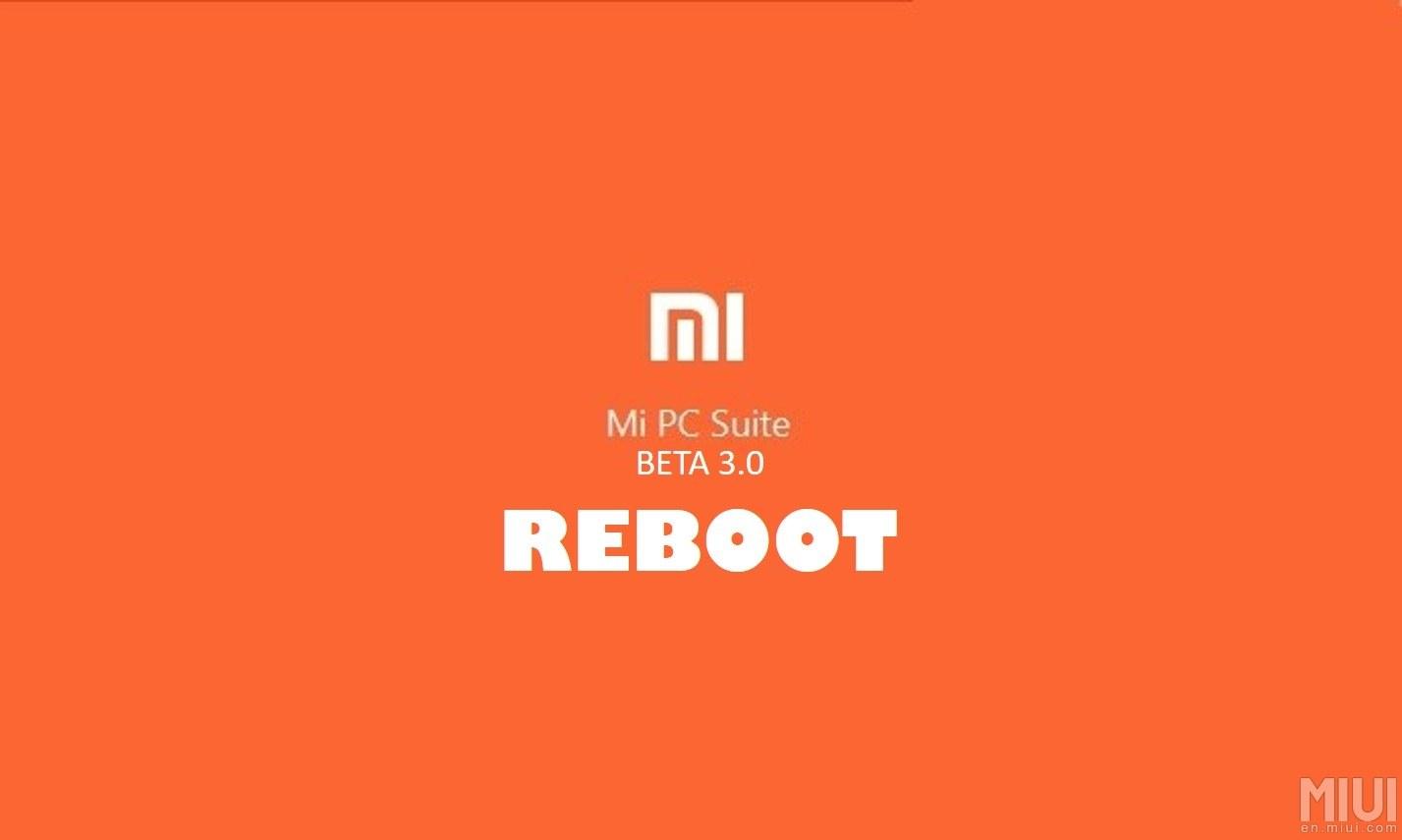 Xiaomi Rilis Mi PC Suite 3.0 Beta Untuk Android M Keatas