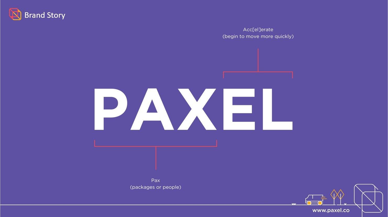 Paxel Logo