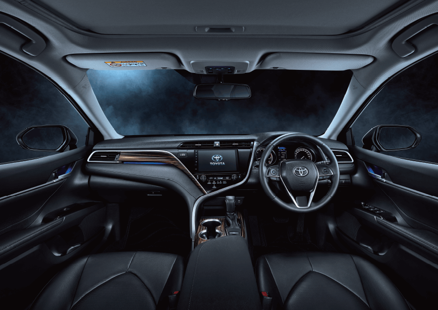 All New Toyota Camry 2019 - Dashboard Interior