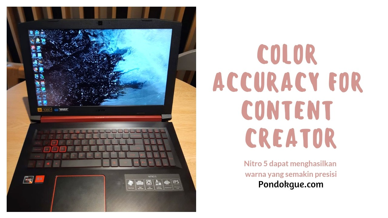 Color Accurancy For Content Creator