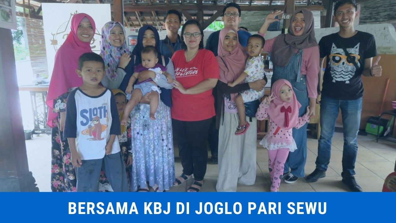 Bersama Komunitas Blogger Jogja di Joglo Pari Sewu