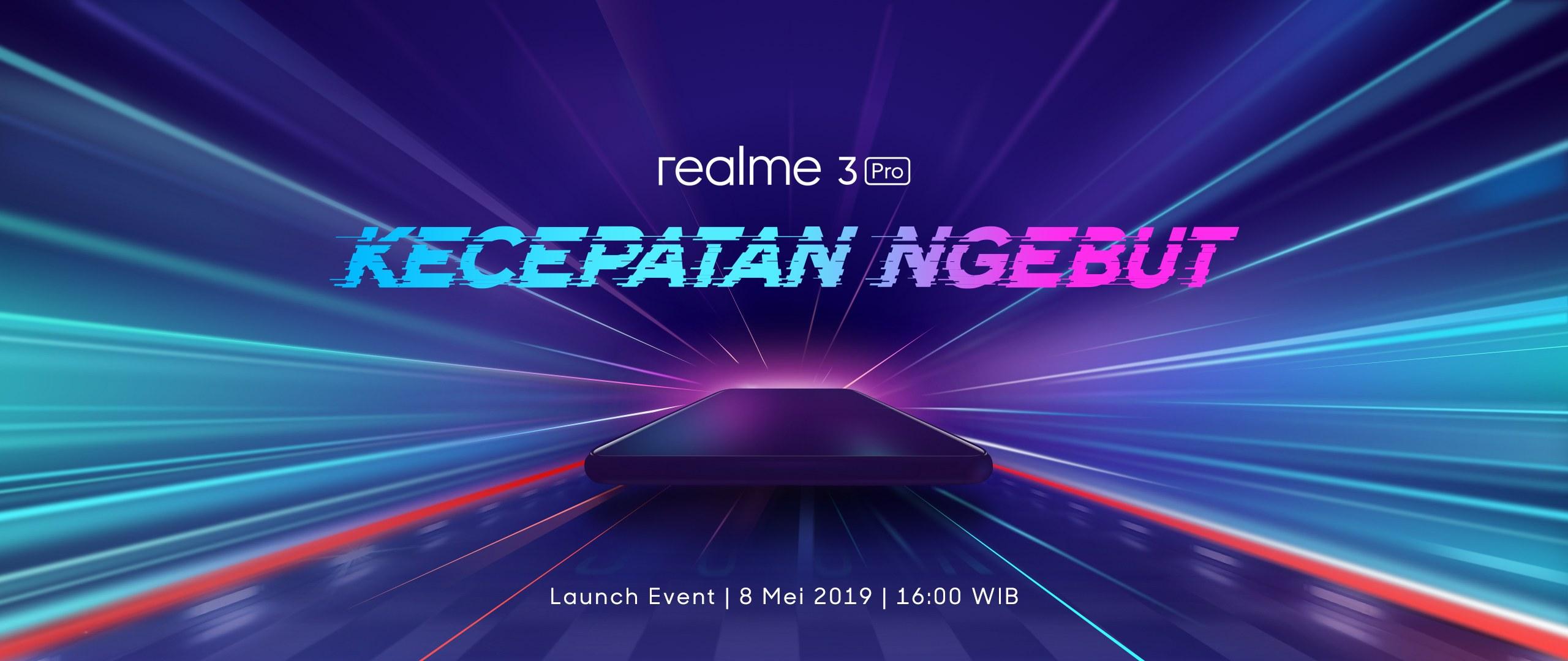 Ngebut Bareng Realme 3 Pro