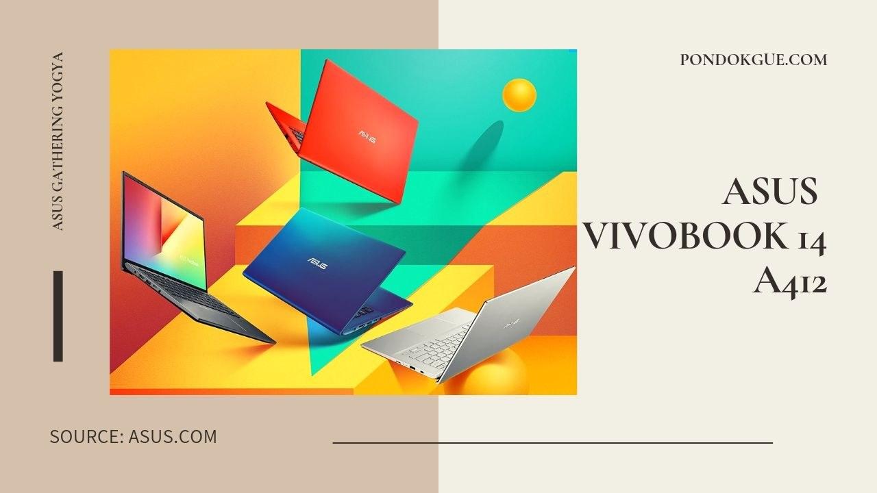 ASUS VivoBook 14 A412