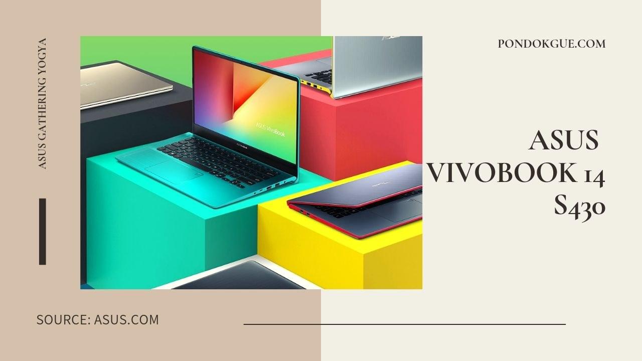 ASUS VivoBook 14 K430