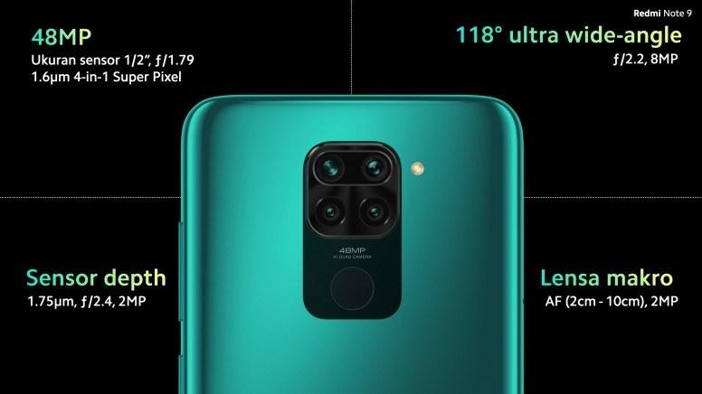 4 Fitur Kamera Utama di Redmi Note 9
